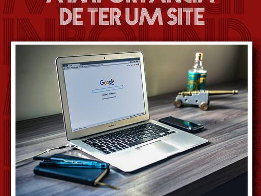 A importância de ter um site