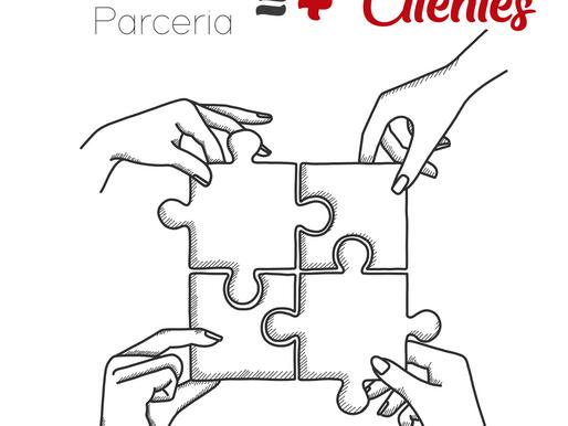 O caminho para atrair clientes é a parceria!