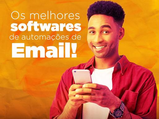 Os melhores softwares de automações de Email!