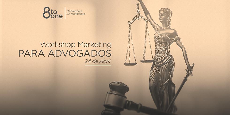 Workshop de Marketing para Advogados