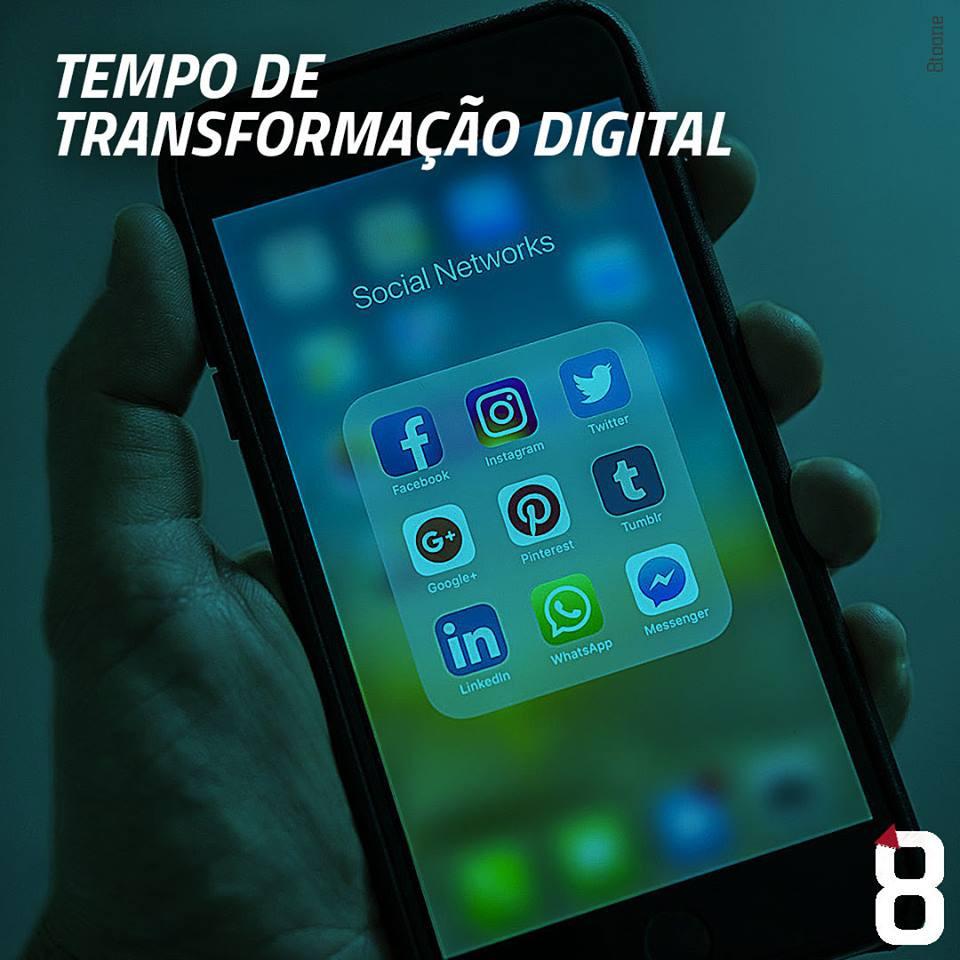 Tempo de transformação digital