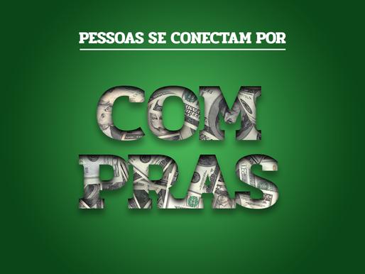 PESSOAS SE CONECTAM POR COMPRAS