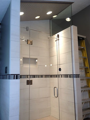 Glass Shower Doors Indianapolis Kelly Glass