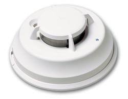 AC3S sécurité DSC Détecteur fumée