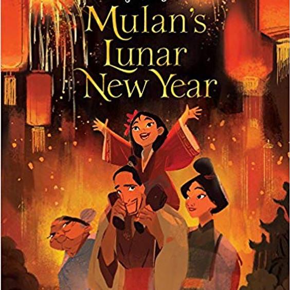 Mulan's Lunar New Year Virtual Book Reading