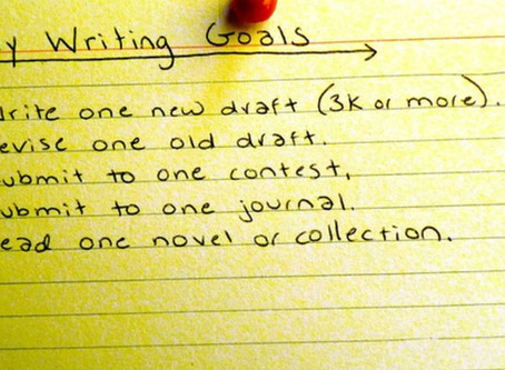 5 ways to set 2020 writing goals you can actually complete