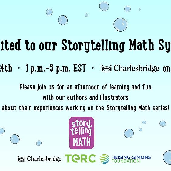 Charlesbridge Storytelling Math Symposium