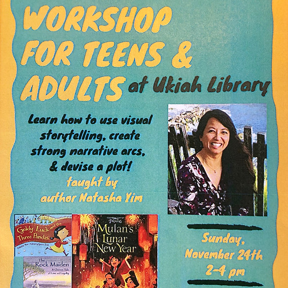 Writing Workshop for Teens and Adults