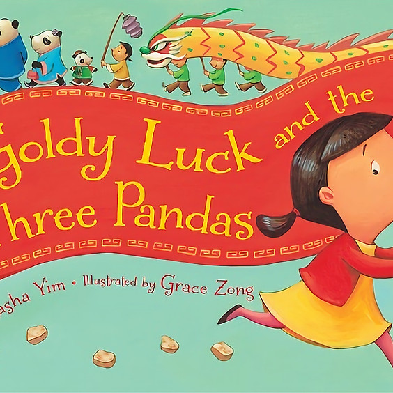 Goldy Luck and the Three Pandas Virtual Storytime