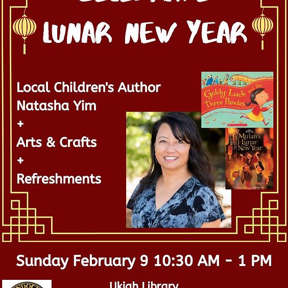 Celebrate Lunar New Year with Natasha Yim