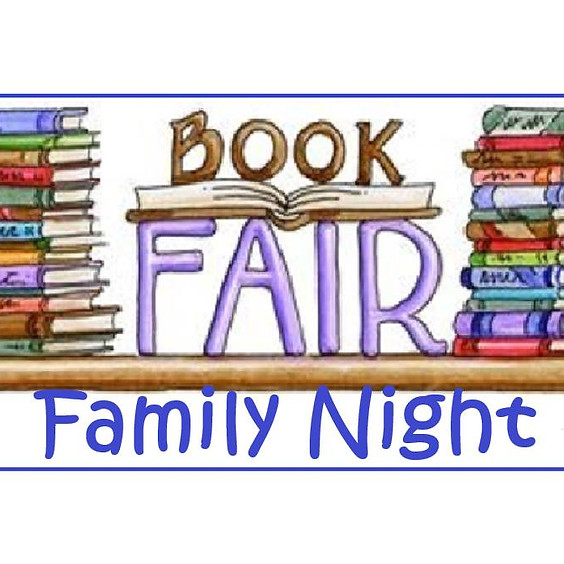 Mendocino K-8 school Family Night and Book Fair