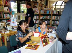Goosebottom Books Dames at Book Passage