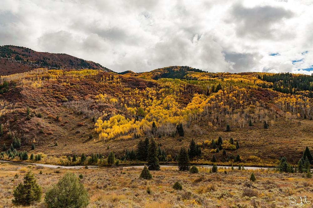 Big Kline Creek, Gunnison National Forest