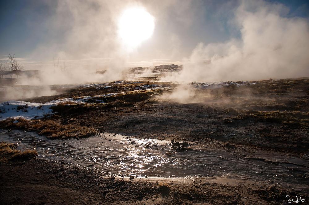 Geysir, Iceland