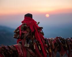 Huashan sunset 1