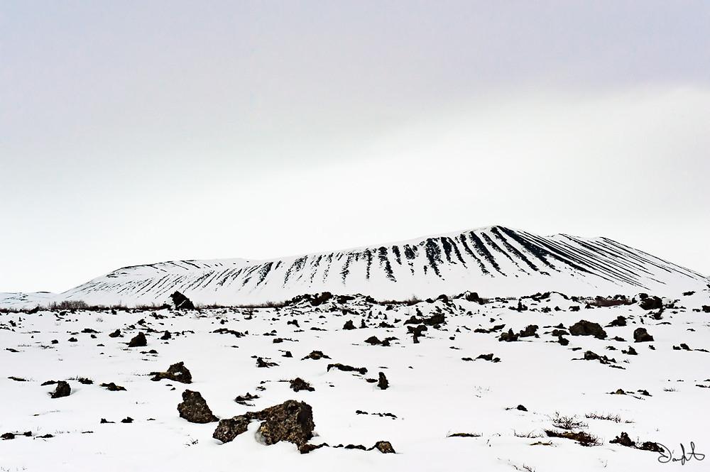 Myvatn, Icland, Volcano