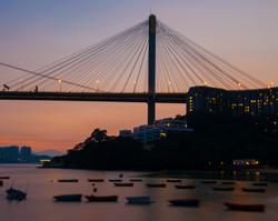 Tsing Ma Sunset 2