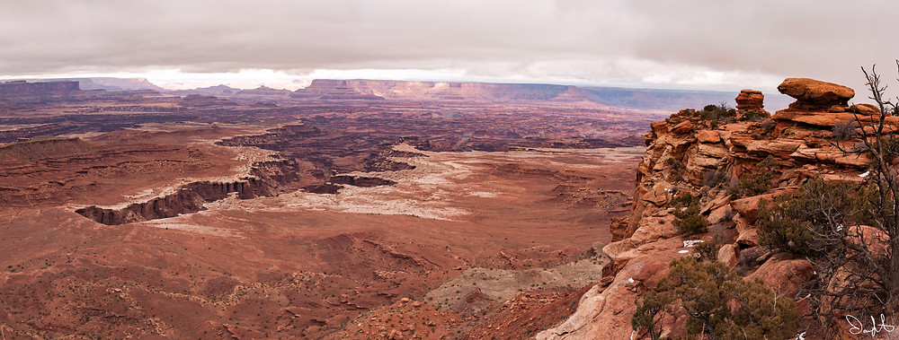 White Rim Canyon, Canyonlands National Park