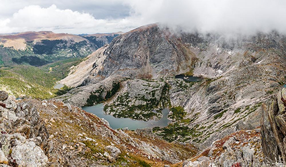 Gorge Lakes, Rocky Mountain National Park