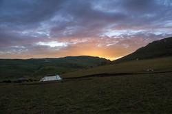 Nomad Village Sunset