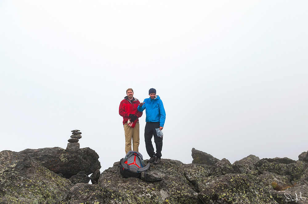 Summit of Mt. Ida, Rocky Mountain National Park