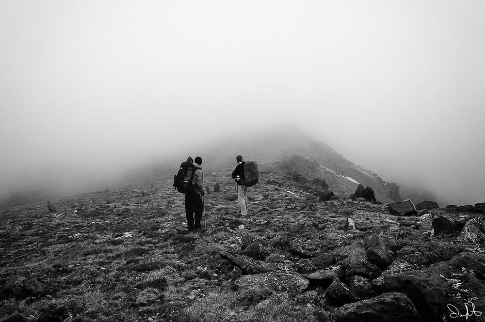 Ridge to Gorge Lakes, Rocky Mountain National Park