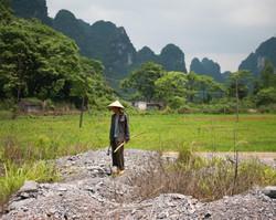 Yangshuo Farmer