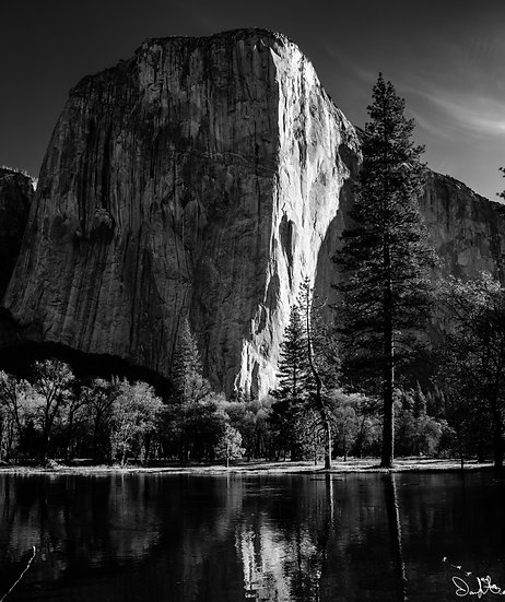 El Cap Reflection