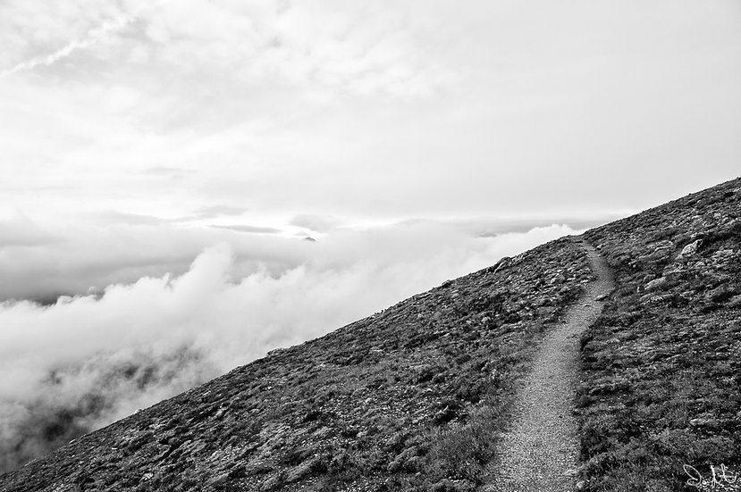 Trail to Clouds