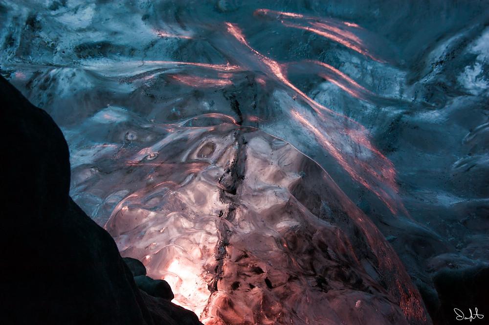 Iceland Vatnajökull Ice Cave