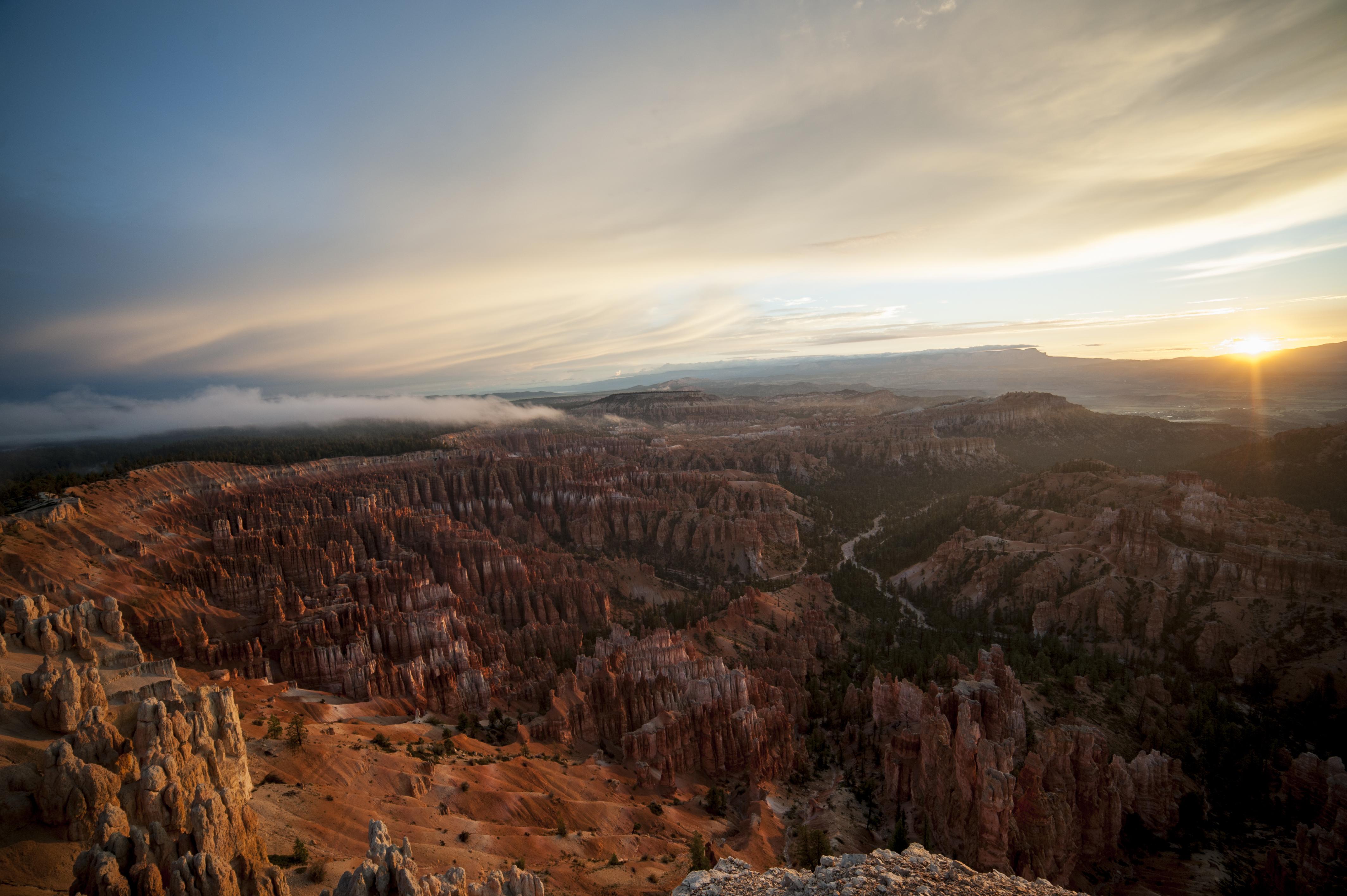 Bryce Sunrise 1