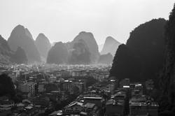 Yangshuo Skyline