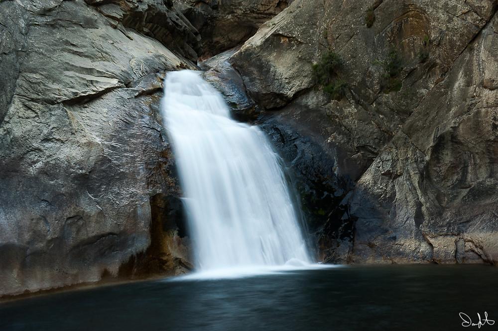 Roaring River Falls, Kings Canyon