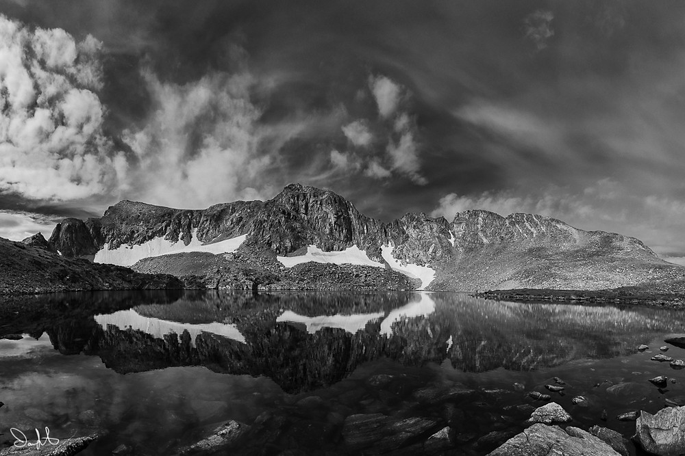 Lake Dorothy, Mt. Neva