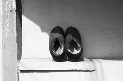 Slippers in the Sun