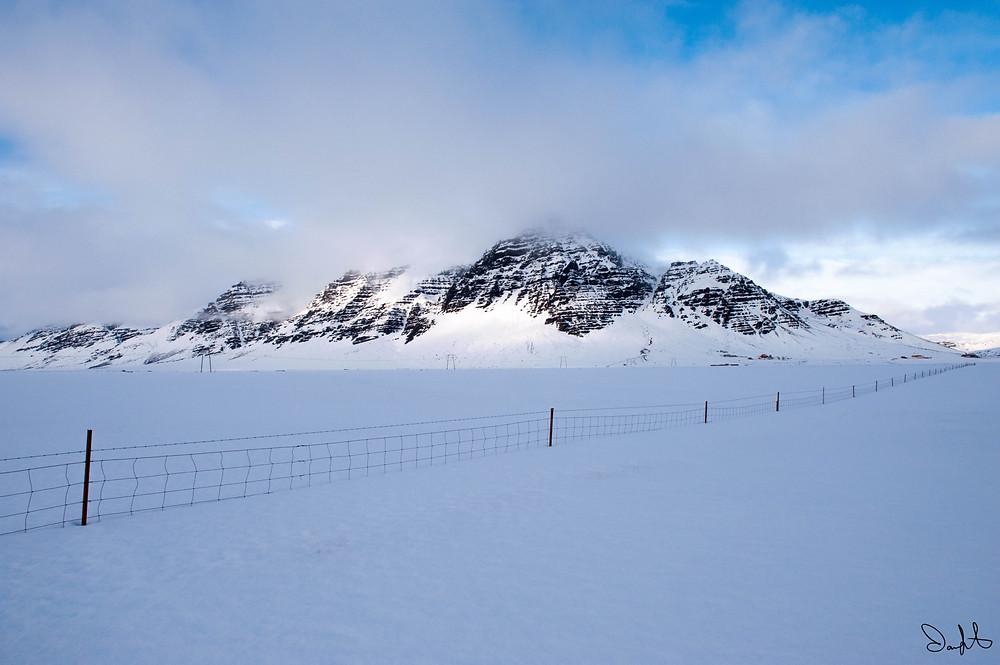 Iceland Landscape, southeast