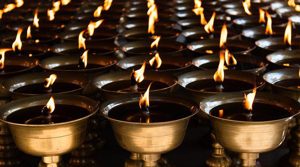 Leshan Candles 1 Mini