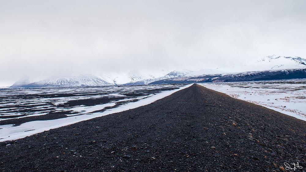 Skatafell Glacier, Iceland