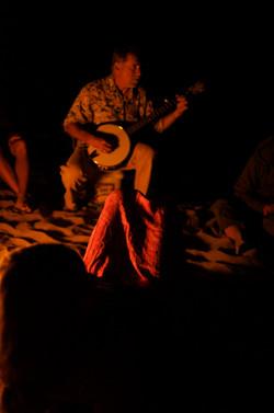 Fireside Banjo