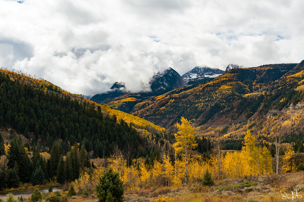 Mt. Daly, Gunnison National Forest
