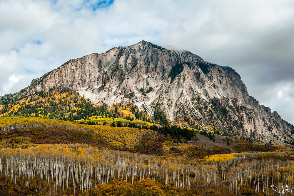 Marcellina Mountain, Gunnison National Forest