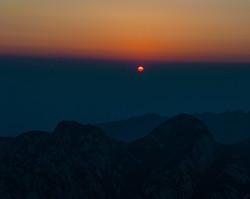 Huashan Sunrise 1
