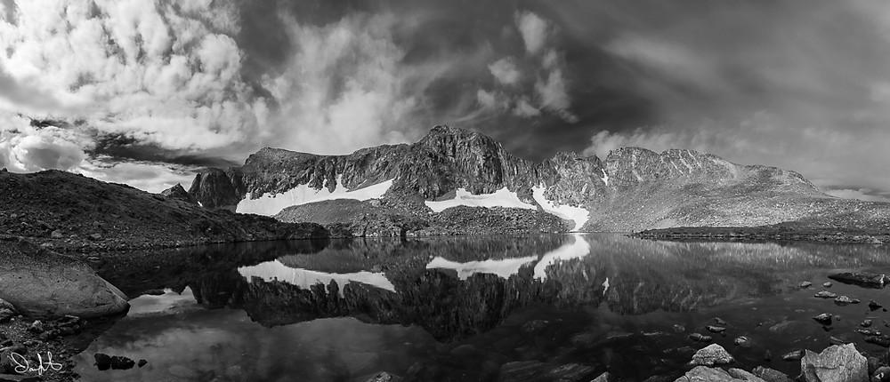 Lake Dorothy, Mt. Neva Panorama