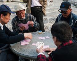 Shanghai Card Game