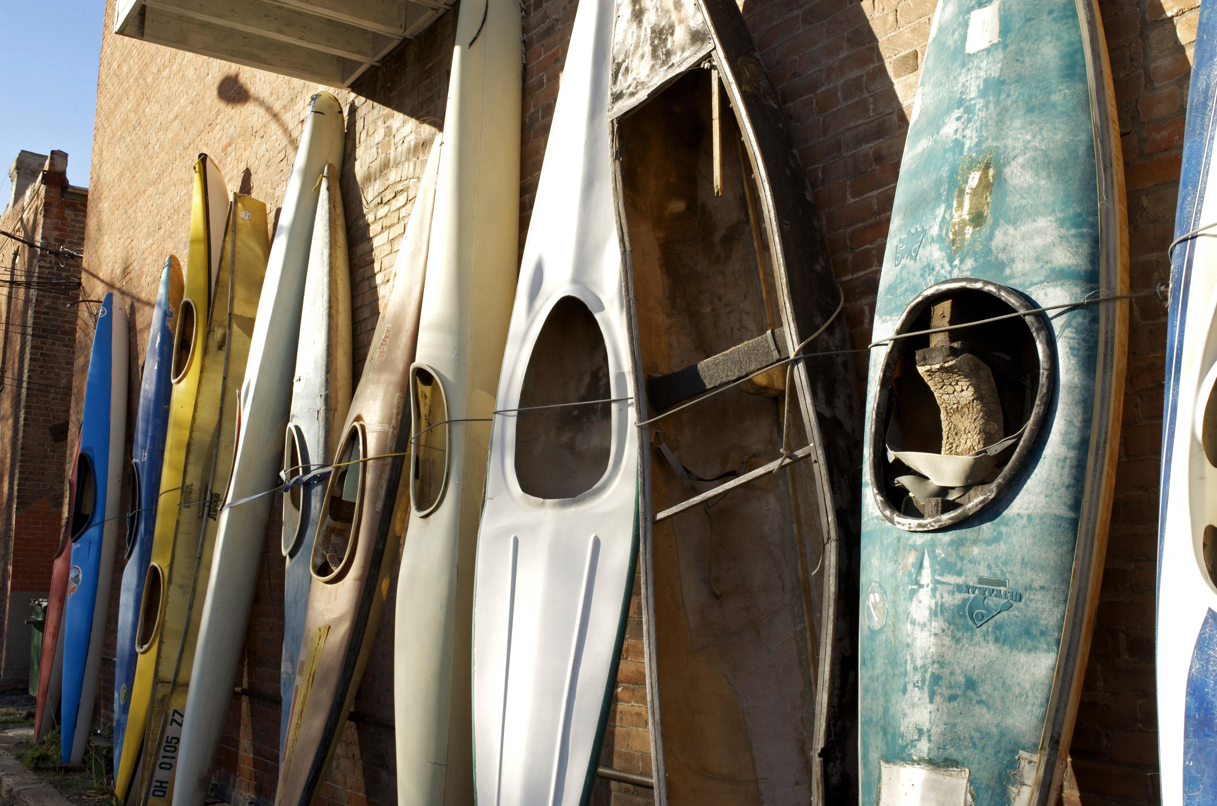 Salida Kayaks