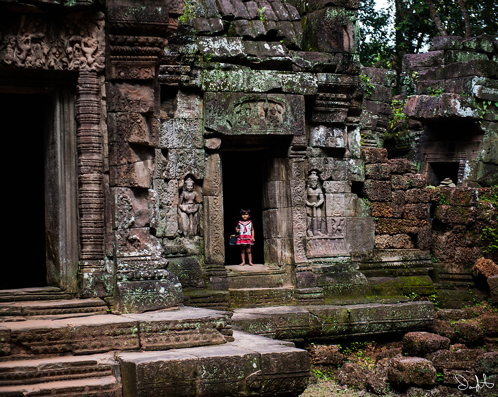 Ta Som, Cambodia
