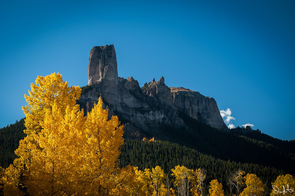 Chimney Rock, Owl Creek Pass