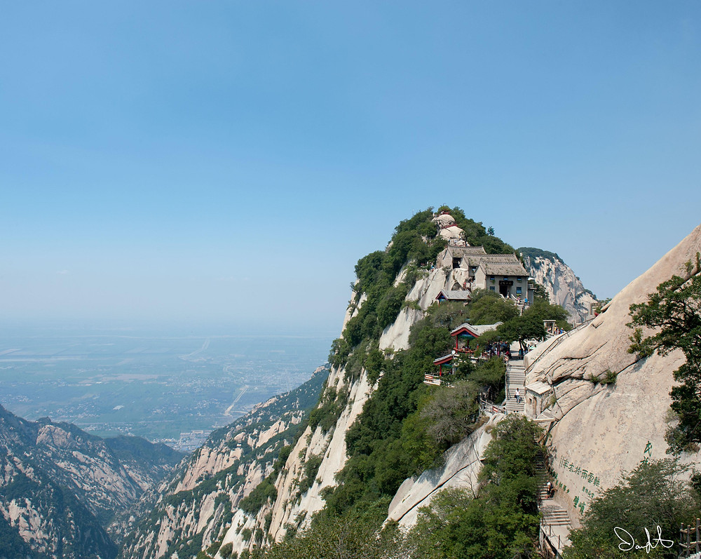 Huashan North Peak
