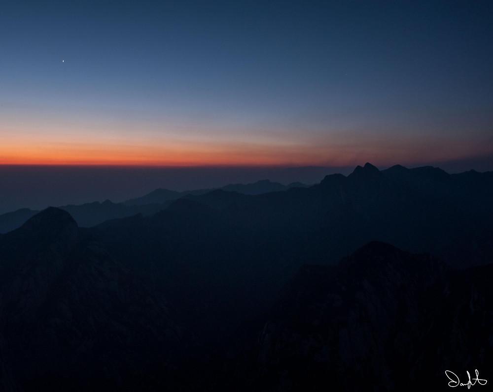 Huashan Sunrise