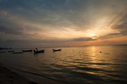 Koh Phangan Sunset 2